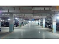CAR PARK IN CANARY WHARF TO RENT