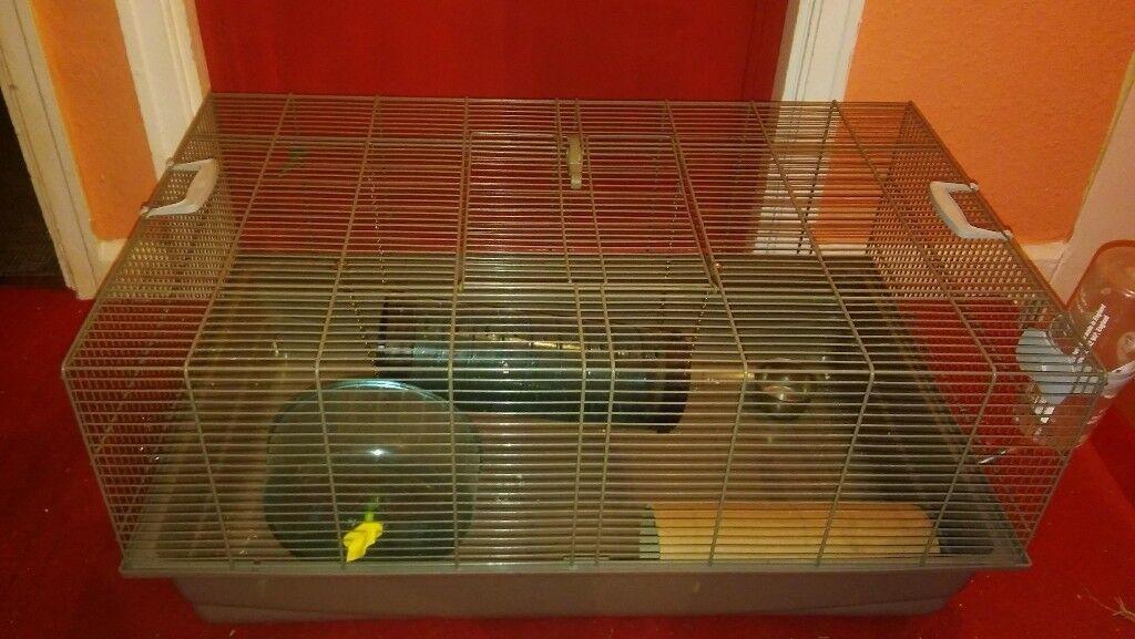 Savic Ruffy 2 Rat Ferret Rodent Cage