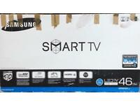46 Samsung UE46D8000 Full HD 1080p Freeview Freesat HD Smart 3D LED TV