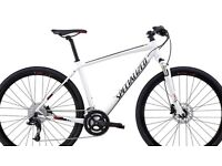 Barely used £1000 brand new specialized hybrid adult bicycle