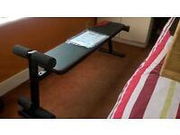 Domyos BA 100 Fold Down Dumbell Bench Brand New