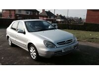 Citroen xsara 1.4 mot may full logbook drives great