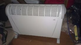 Delonghi electrical heater.