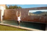 Yoga Retreat in Spain - Alicante May 2017