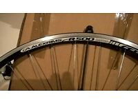Alex R500 Road Bike Wheelset . Almost New .