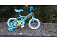 "Kids 12"" APOLLO HONEY BEE BIKE"