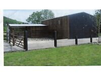 1,600 sqft Agricultural Barn, Storage, Garage, Workshop Unit To Rent Let Near W-S-M
