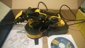 Robotic Arm with USB interface (pre-built)