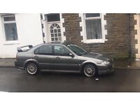 MG ZS 180 for sale or swap