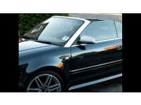 audi a4 convertible very nice car clean nice and smooth drive.