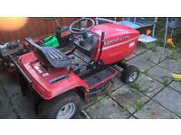 lawnflite sit on mower/tractor mulcher