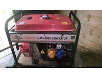 Bulldog BGE3000 Petrol Generator - Mobile Car Valeting etc