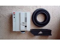 Reflecta Diamator AF Slide Projector and Accessories