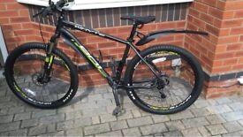 Large WHYTE 801 mountain bike
