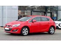 Vauxhall Astra sri 2013 1.7 ecoflex