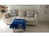 DFS Capsule Collection Sofa.