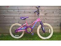 Girl's Bike - Used, Tyre Size 18X1.95
