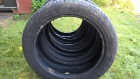 4 Tyres,245 50 20,Goodyear Eagle RS-A