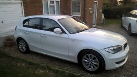 BMW 118 DIESEL AUTOMATIC .. REDUCED to Sell .5 door ES - 2011 - Lovely Car ... FULL MOT .. Low Miles