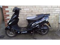 2014 Pulse Scout 50cc Moped