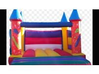 Bouncy castle commercial grade