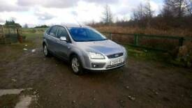 Ford focus 1.6 16v 115 model petrol 2005