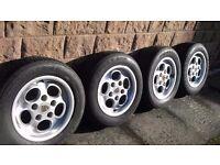 porsche teledial wheels 5x130