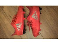 ADIDAS X16 Football boots Size 3