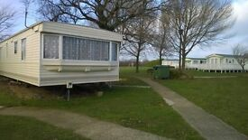 Isle of Wight holidays - static caravan on lovely, small, family and pet friendly holiday park