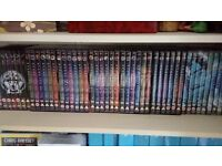 Stargate seasons 1 to 10 dvd collectionn