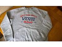 Vans Boys Sweater