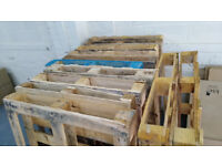 Bulky & heavy industry pallets for sell X 15
