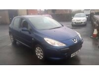2006 PEUGEOT 307 FACE LIFT MODEL £995 ONO CHEAPER PX WELCOME