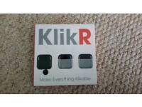 KlikR universal remote - control devices from your smartphone