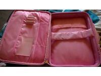 15 inch Baby Pink Laptop Bag