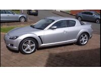 Stunning mazda rx8 low milage! Price reduced! May swap for 54 onwards