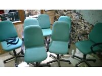 Office Desk Chairs, Operators chair,