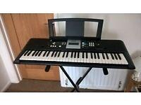 Yamaha PSR-E223 Keyboard as new