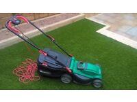 Qualcast rotor lawnmower