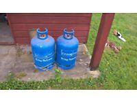 15 KG Color Gas Bottles