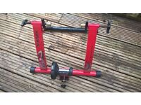 TranzX Magnetic Cycle Trainer