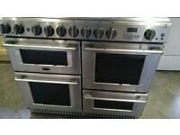 6 gas burner cooker