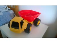 Little Tikes dumper truck