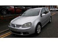 2004 Volkswagen Golf 2.0 TDI GT 5dr Hatchback, 3 Months Warranty, 12 Months AA Breakdown, £1,695
