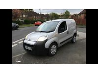 09 plate Citroen nemo 1.4 diesel mot April 2018