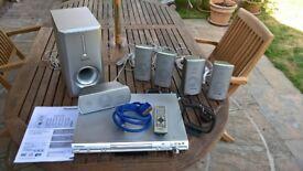 Panasonic SC-HT330 DVD Home Theatre Sound System