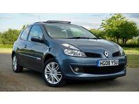 Renault Clio 1.6 VVT Initiale 10,350 miles