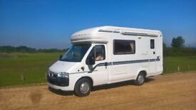 Autotrail Tracker SE 2004. Excellent condition inside and out. Full MOT with no advisories.