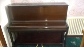 Piano for sale. Wm Thomson & Sons Glasgow