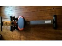 Body Sculpture BR-3130 Magnetic Rowing Machine, in good condition.